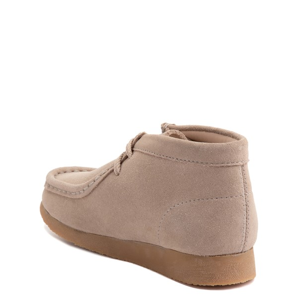 alternate view Clarks Originals Wallabee Chukka Boot - Little Kid - SandALT1