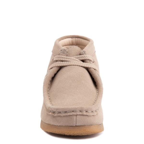 alternate view Clarks Originals Wallabee Chukka Boot - Little Kid - SandALT4