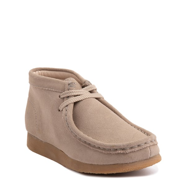 alternate view Clarks Originals Wallabee Chukka Boot - Little Kid - SandALT5
