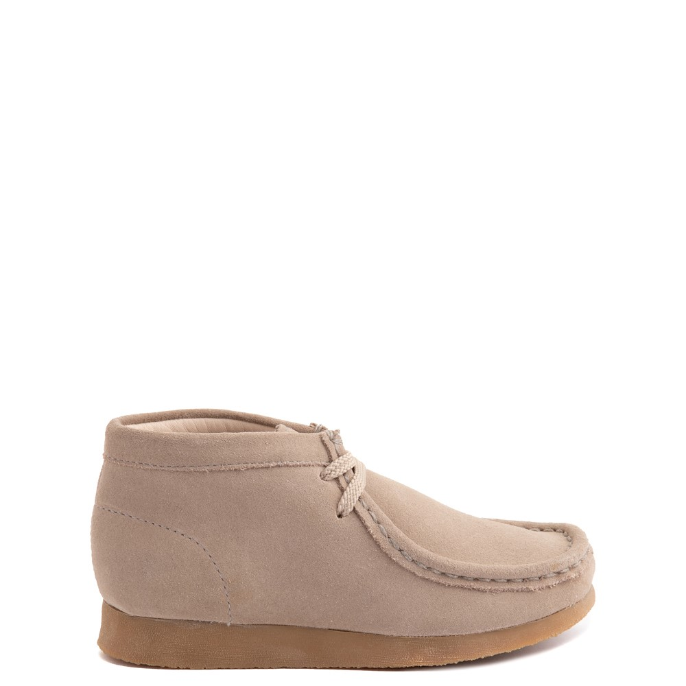 Clarks Originals Wallabee Chukka Boot - Little Kid - Sand
