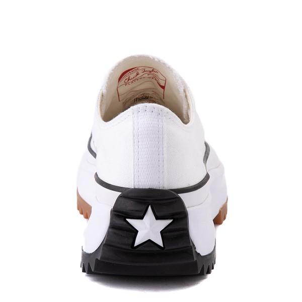 alternate view Converse Run Star Hike Lo Platform Sneaker - White / Black / GumALT2B
