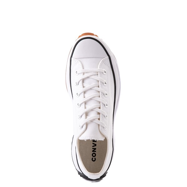 alternate view Converse Run Star Hike Lo Platform Sneaker - White / Black / GumALT4B