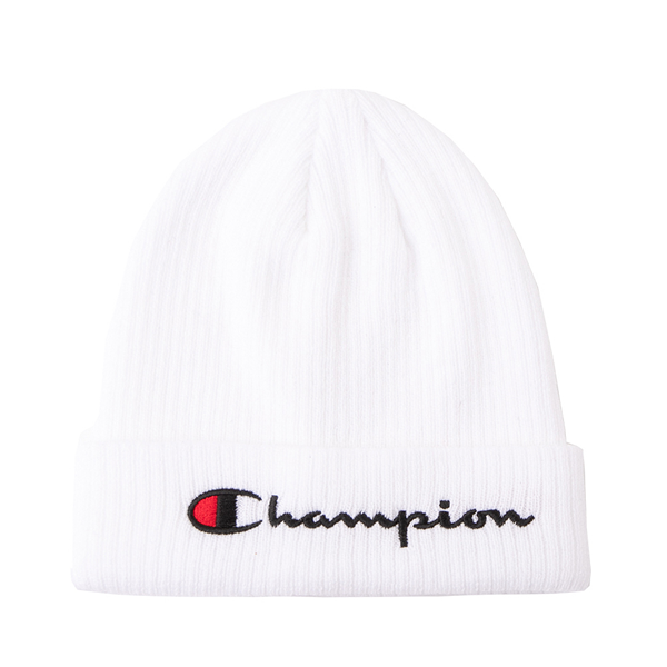 Main view of Champion Pivot 2.0 Beanie - White