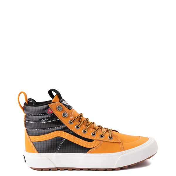 Main view of Vans Sk8 Hi MTE 2.0 DX Skate Shoe - Apricot / Black