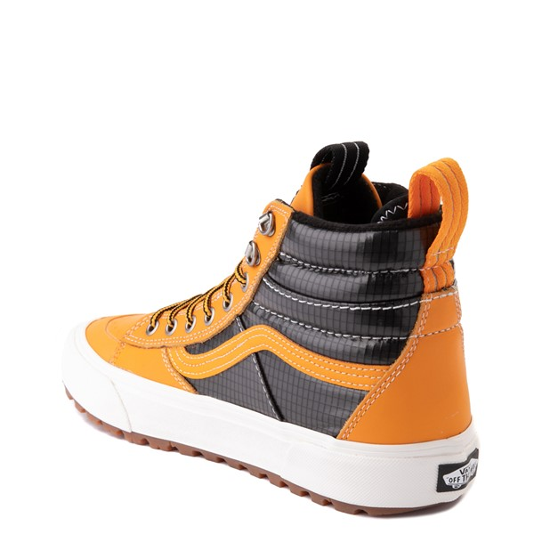 alternate view Vans Sk8 Hi MTE 2.0 DX Skate Shoe - Apricot / BlackALT1