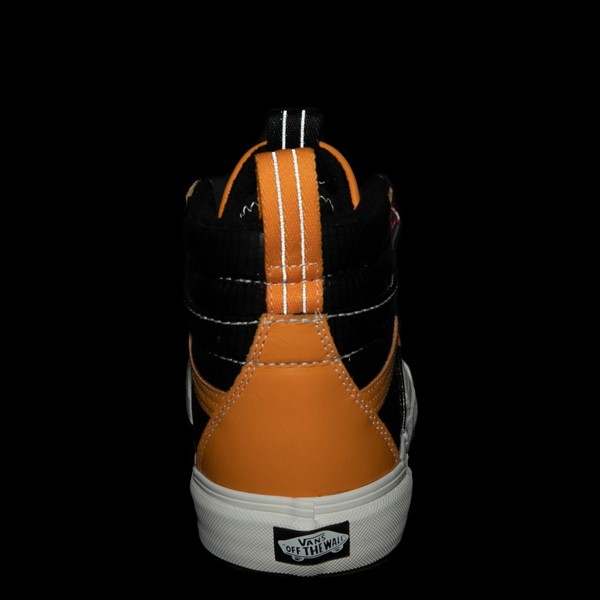 alternate view Vans Sk8 Hi MTE 2.0 DX Skate Shoe - Apricot / BlackALT2C