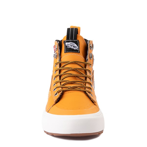 alternate view Vans Sk8 Hi MTE 2.0 DX Skate Shoe - Apricot / BlackALT4