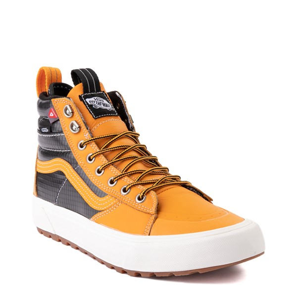 alternate view Vans Sk8 Hi MTE 2.0 DX Skate Shoe - Apricot / BlackALT5