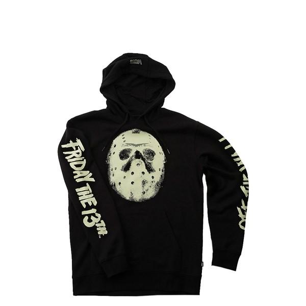 Mens Vans x Horror Friday The 13th Hoodie - Black