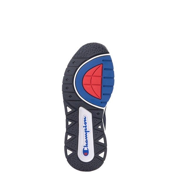 alternate view Champion Rally Pro Athletic Shoe - Big Kid - NavyALT3