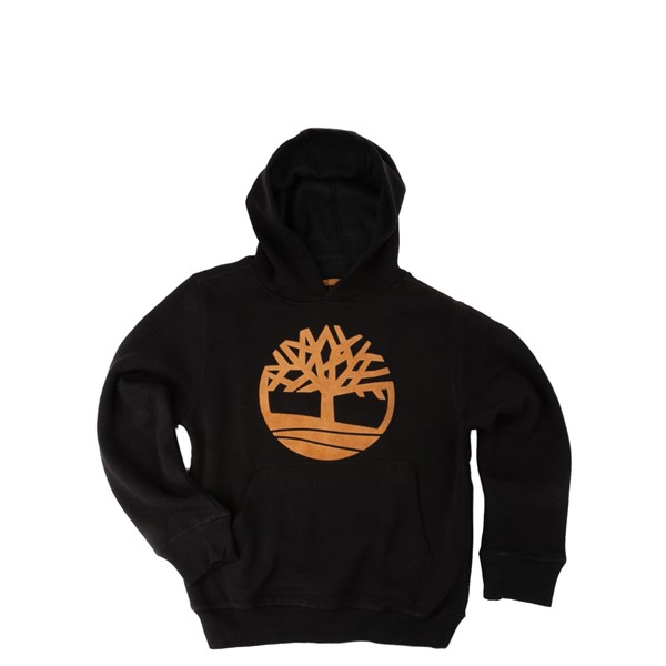 Timberland Tree Logo Hoodie - Little Kid / Big Kid - Black
