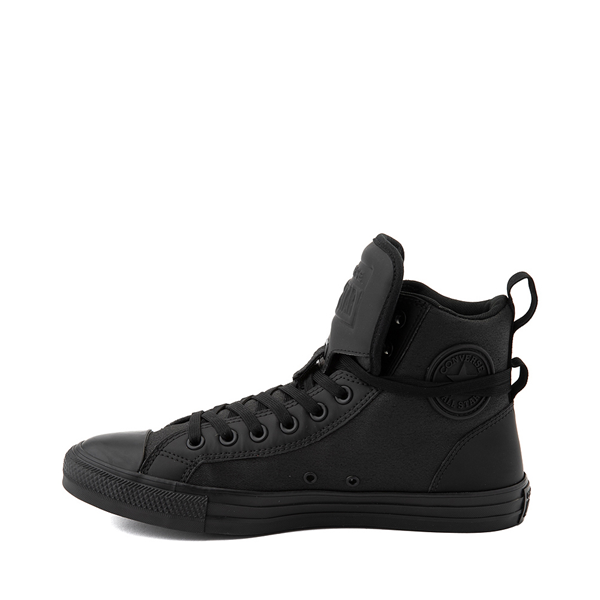 alternate view Converse Chuck Taylor All Star Hi Guard Sneaker - Black MonochromeALT1