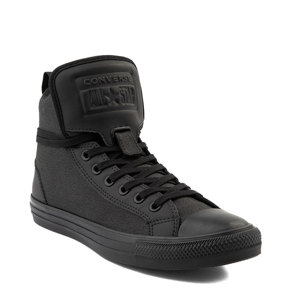 alternate view Converse Chuck Taylor All Star Hi Guard Sneaker - Black MonochromeALT1B