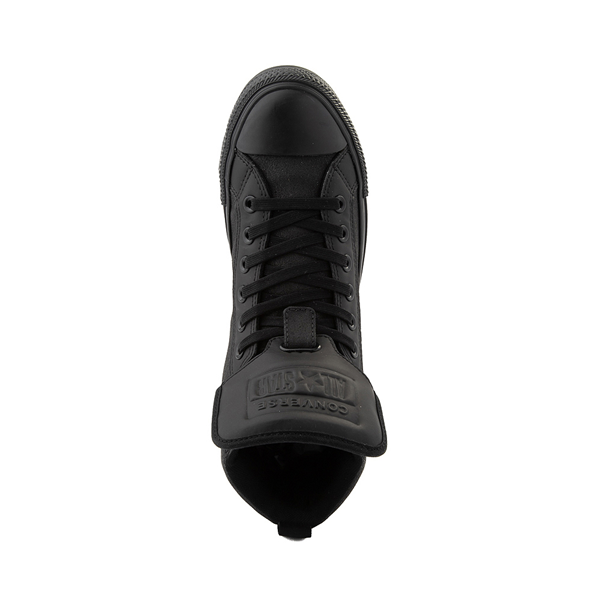 alternate view Converse Chuck Taylor All Star Hi Guard Sneaker - Black MonochromeALT2