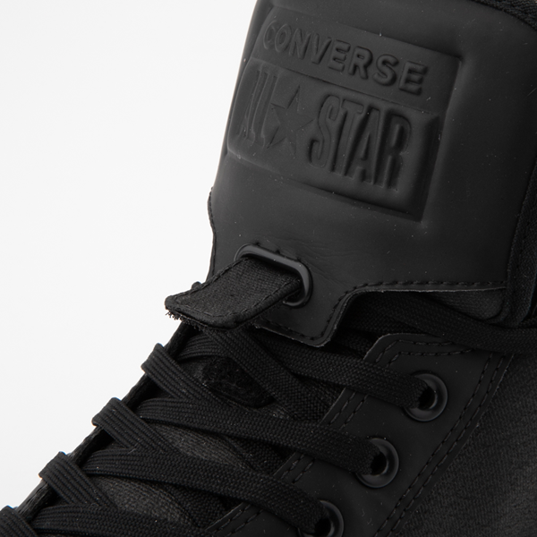 alternate view Converse Chuck Taylor All Star Hi Guard Sneaker - Black MonochromeALT2B