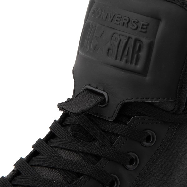 alternate view Converse Chuck Taylor All Star Hi Guard Sneaker - Black MonochromeALT2C