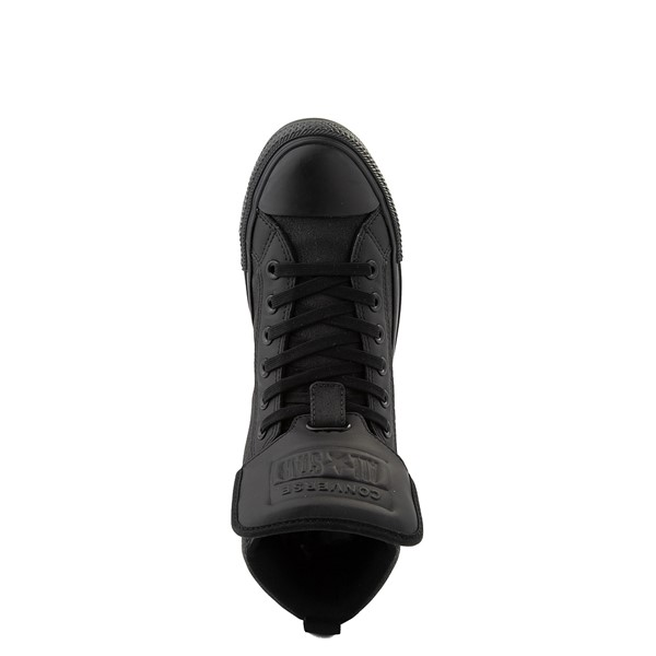 alternate view Converse Chuck Taylor All Star Hi Guard Sneaker - Black MonochromeALT4B
