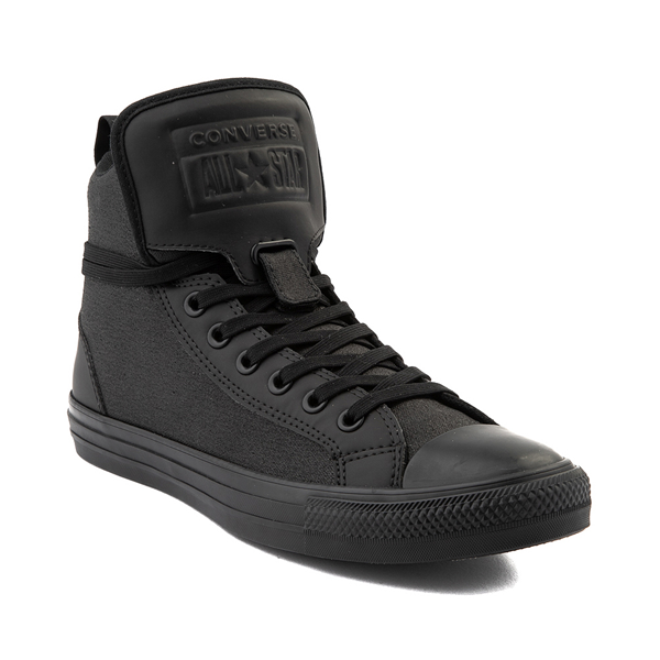alternate view Converse Chuck Taylor All Star Hi Guard Sneaker - Black MonochromeALT5