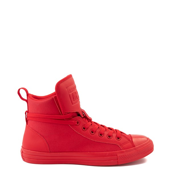 Converse Chuck Taylor All Star Hi Guard Sneaker - Red Monochrome