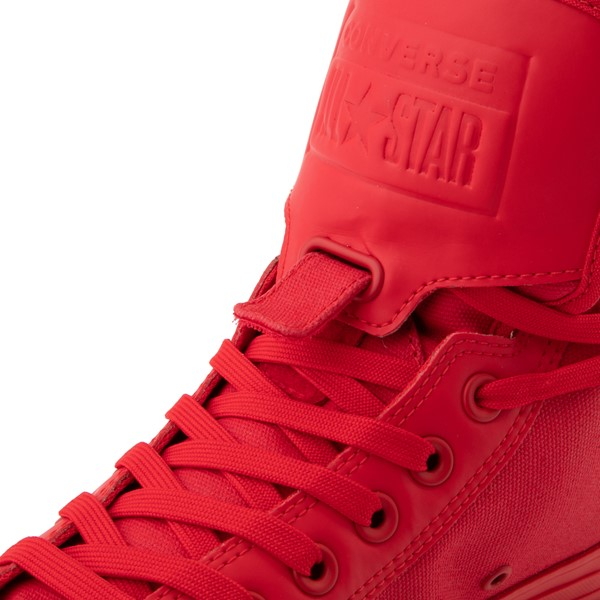alternate view Converse Chuck Taylor All Star Hi Guard Sneaker - Red MonochromeALT2C