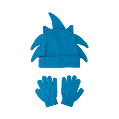 Alternate view of Sonic The Hedgehog™ Beanie - Little Kid - Blue