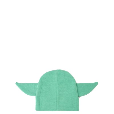 Alternate view of Mandalorian The Child Beanie - Little Kid - Green