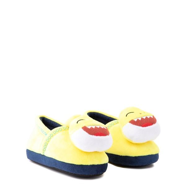 alternate view Baby Shark Slipper - Toddler - YellowALT1