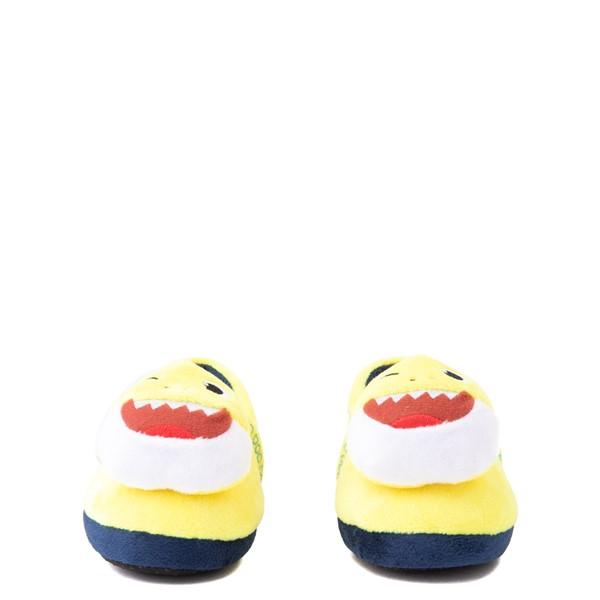 alternate view Baby Shark Slipper - Toddler - YellowALT4