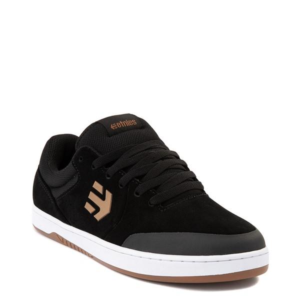 alternate view Mens etnies Marana Michelin Joslin Skate Shoe - Black / TanALT1