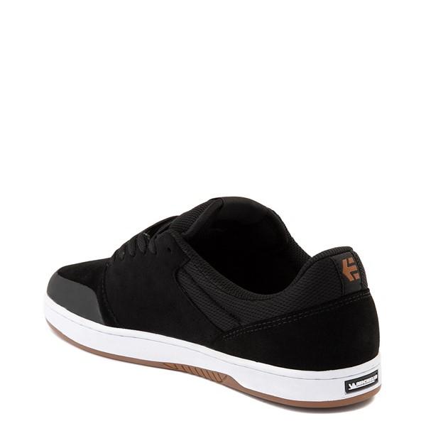 alternate view Mens etnies Marana Michelin Joslin Skate Shoe - Black / TanALT2