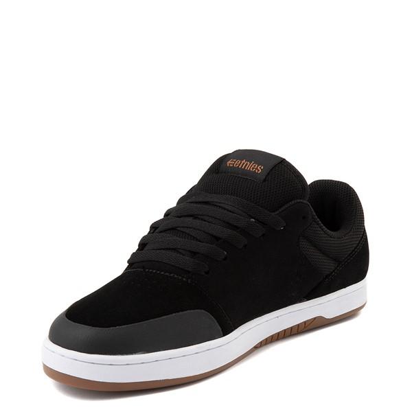 alternate view Mens etnies Marana Michelin Joslin Skate Shoe - Black / TanALT3