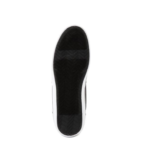 alternate view Mens etnies Division Vulc Skate Shoe - BlackALT3