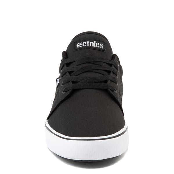 alternate view Mens etnies Division Vulc Skate Shoe - BlackALT4