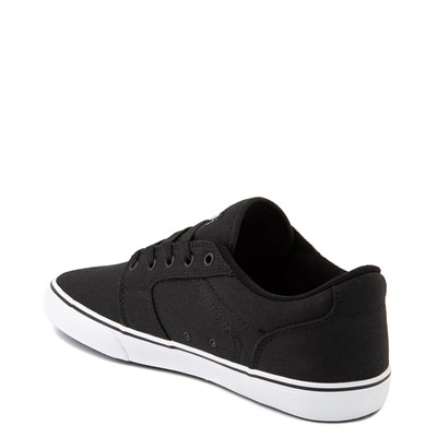 Alternate view of Mens etnies Division Vulc Skate Shoe - Black