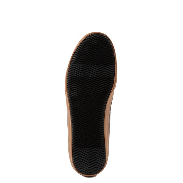 alternate view Mens etnies Division Vulc Skate Shoe - Black / GumALT5