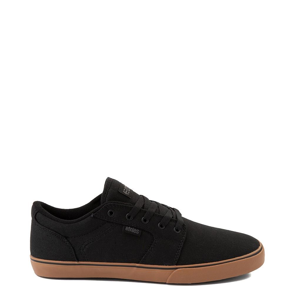 Mens etnies Division Vulc Skate Shoe - Black / Gum