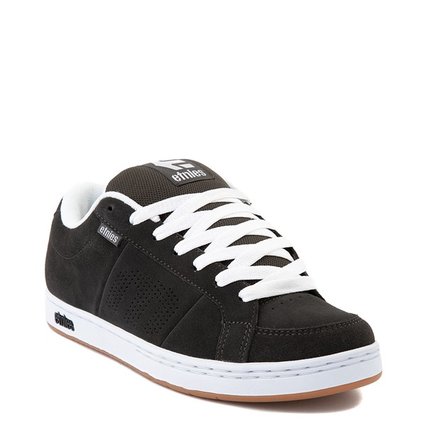 alternate view Mens etnies Kingpin Skate Shoe - CharcoalALT1