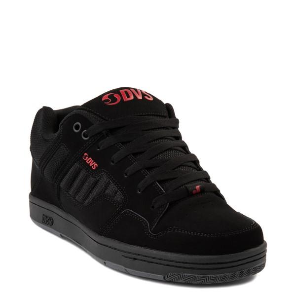 alternate view Mens DVS Enduro 125 Skate Shoe - Black / RedALT1
