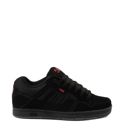 Main view of Mens DVS Enduro 125 Skate Shoe - Black / Red