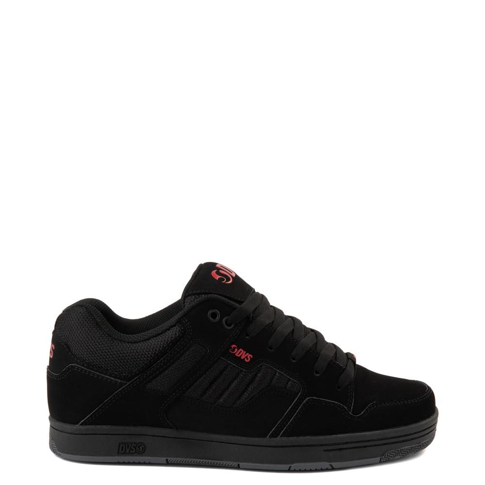 Mens DVS Enduro 125 Skate Shoe - Black / Red