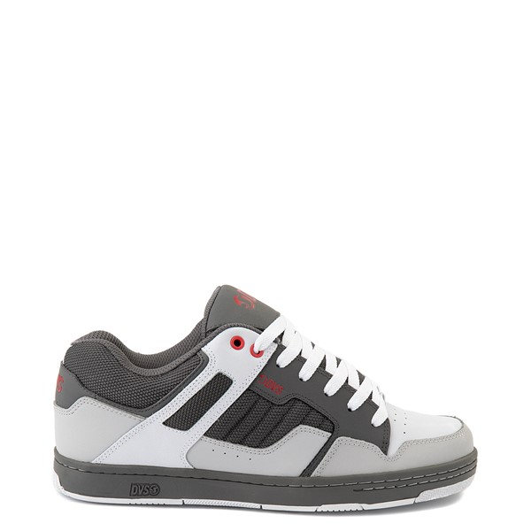 Mens DVS Enduro 125 Skate Shoe - Charcoal / White