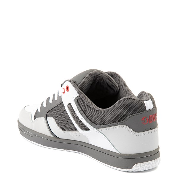alternate view Mens DVS Enduro 125 Skate Shoe - Charcoal / WhiteALT2