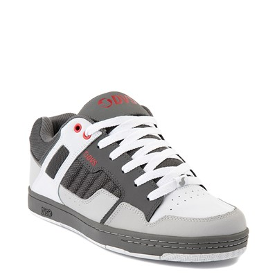 Alternate view of Mens DVS Enduro 125 Skate Shoe - Charcoal / White