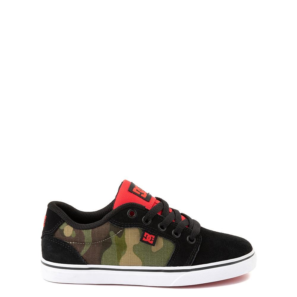 DC Anvil Skate Shoe - Little Kid / Big Kid - Black Multi