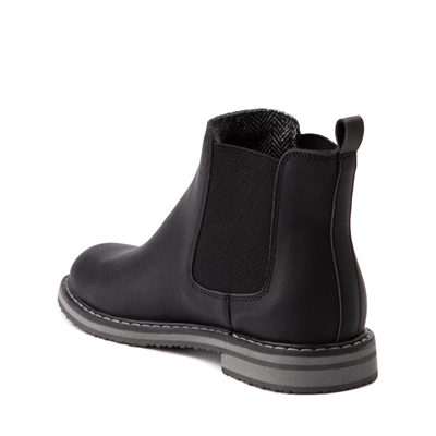 Alternate view of Crevo Blake Chelsea Boot - Little Kid / Big Kid - Black