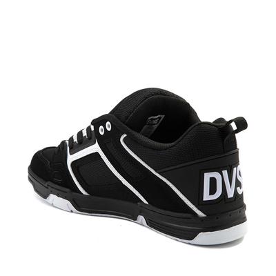 Alternate view of Mens DVS Comanche Skate Shoe - Black / White