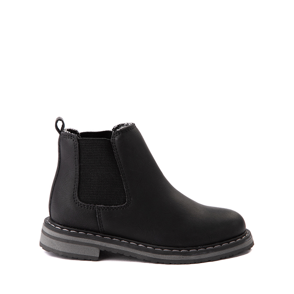 Crevo Blake Chelsea Boot - Toddler / Little Kid - Black