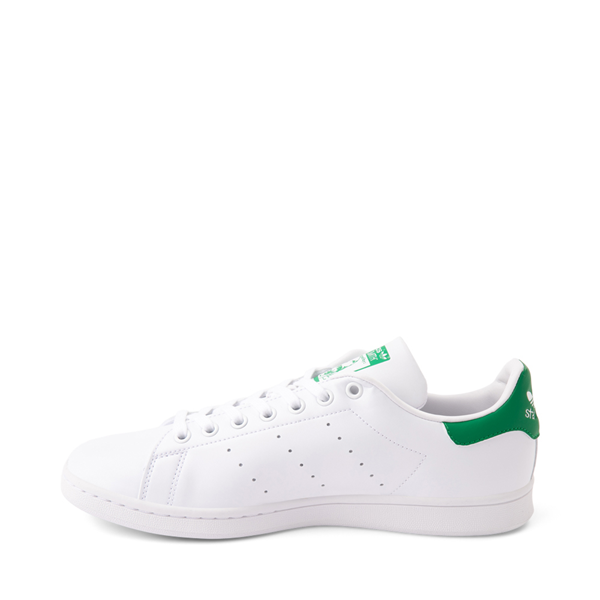 alternate view Mens adidas Stan Smith Athletic Shoe - White / Fairway GreenALT1