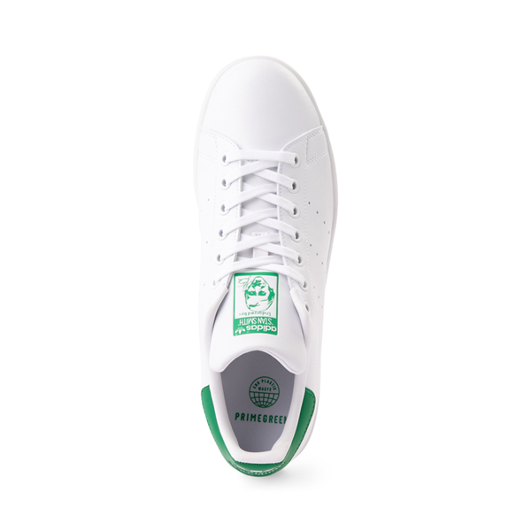 alternate view Mens adidas Stan Smith Athletic Shoe - White / Fairway GreenALT2