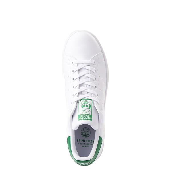 alternate view Womens adidas Stan Smith Athletic Shoe - White / Fairway GreenALT4B